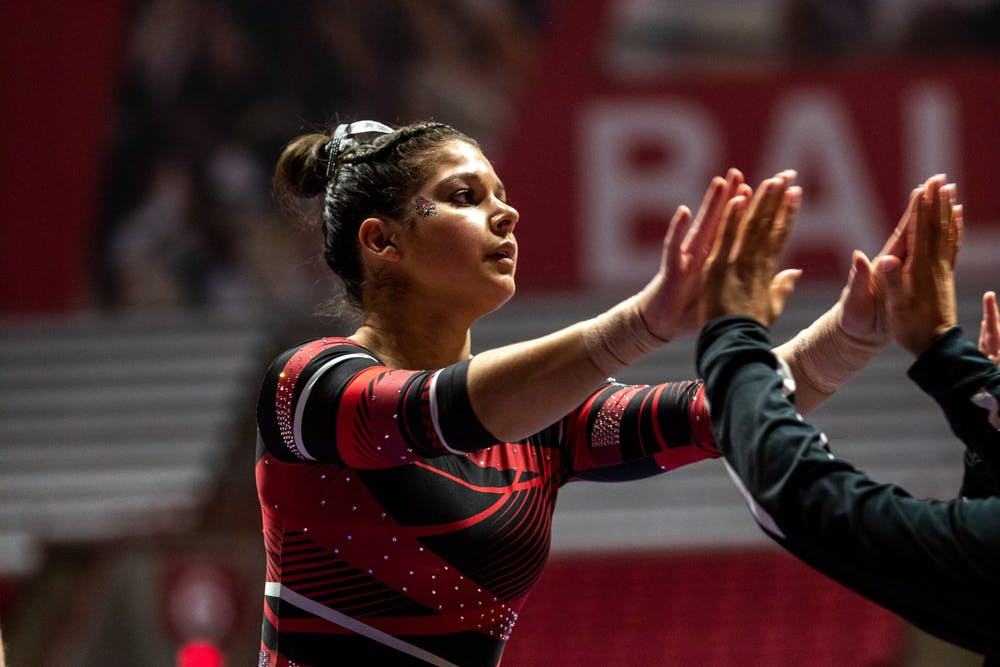 Ball State Gymnastics breaks season high for 2nd straight week