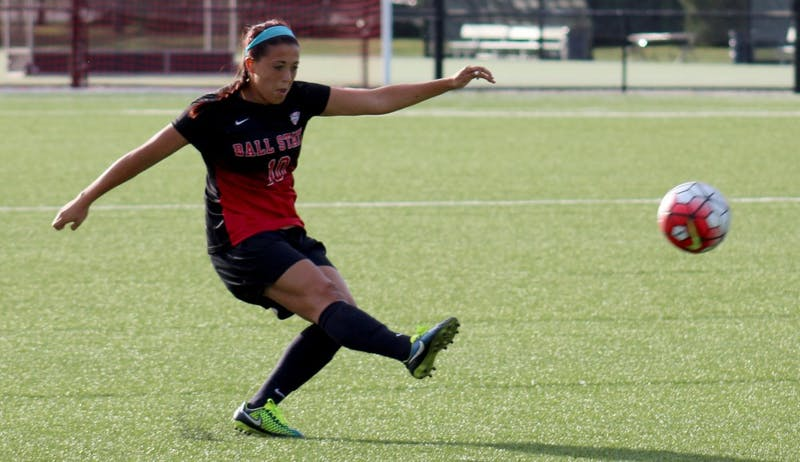 Offense leads Ball State to 4-0 start in MAC