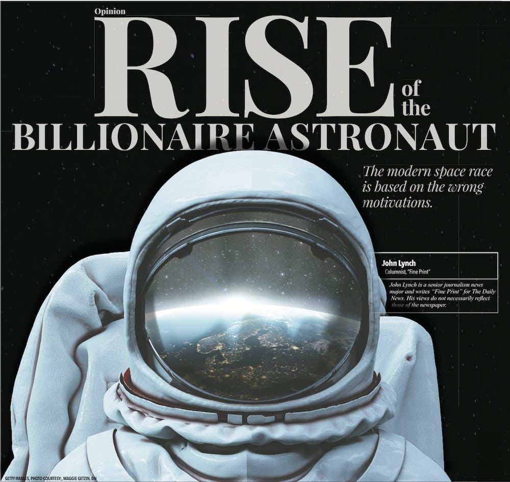Rise of the Billionaire Astronaut