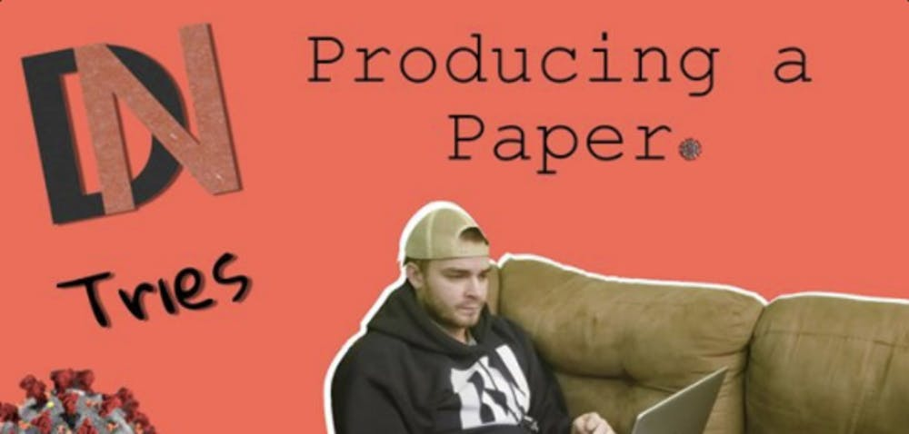 DN Tries: Producing a Paper During a Pandemic