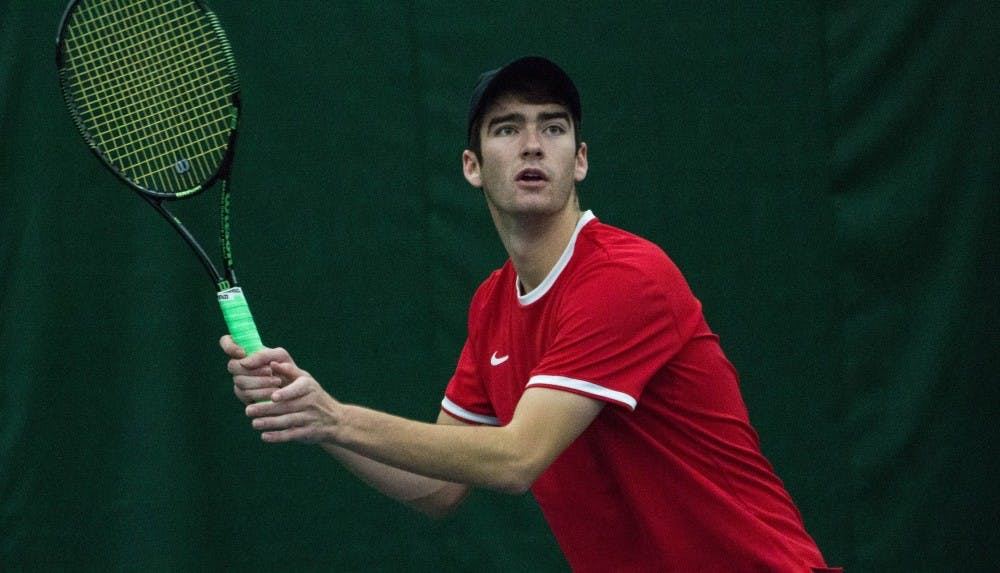 PREVIEW: Ball State men's tennis vs. Western Michigan, Toledo