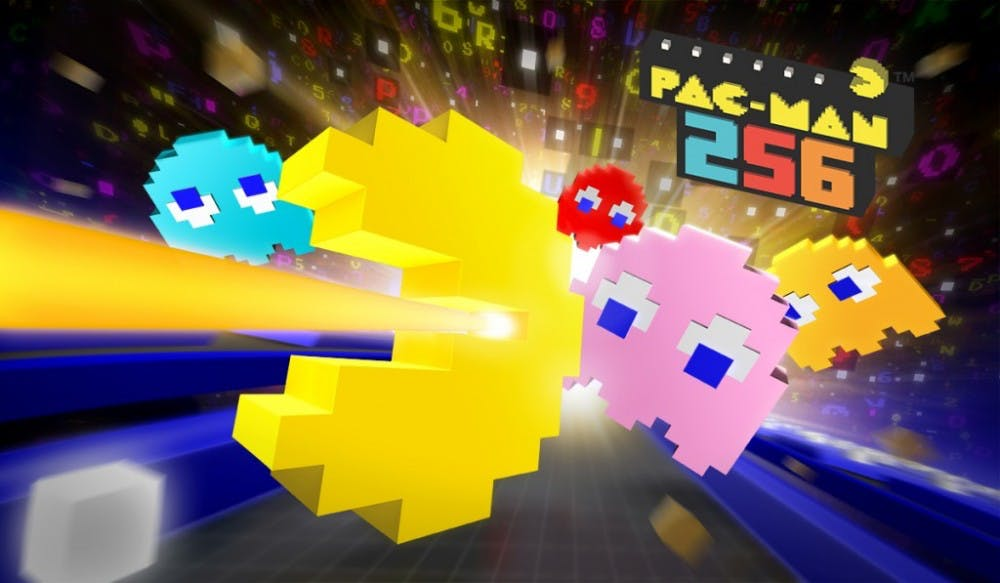 <p>One of the best elements to <em>Pac-Man 256</em> is how it blends new gameplay elements into the tried and true Pac-Man formula.</p>