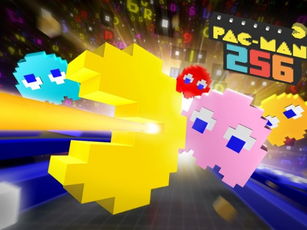 One of the best elements to Pac-Man 256 is how it blends new gameplay elements into the tried and true Pac-Man formula.