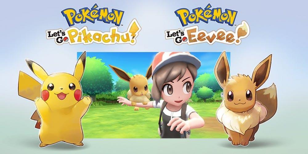 The Pokémon 2018 Video Game Press Conference recap | The
