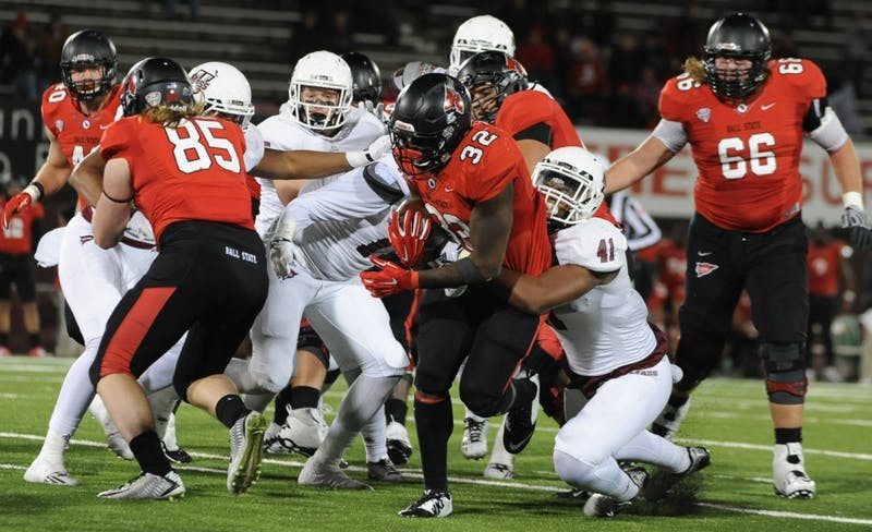 FOOTBALL: Offense struggles in road loss to Massachusetts