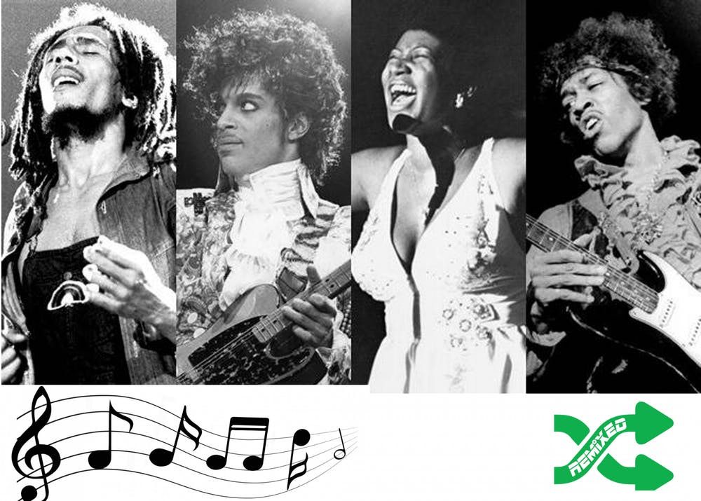 Remixed S6E4: Black History Month, Music Edition