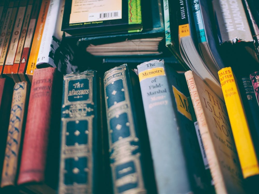"""Bracken Library hosted the """"Human Library"""" event Feb. 27, 2019. Fifteen students volunteered to be books readers could check out for 20 minutes. Unsplash, photo curtesy"""