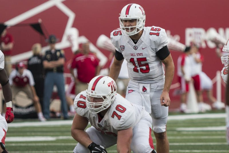 Ball State heads to Miami for final game of season