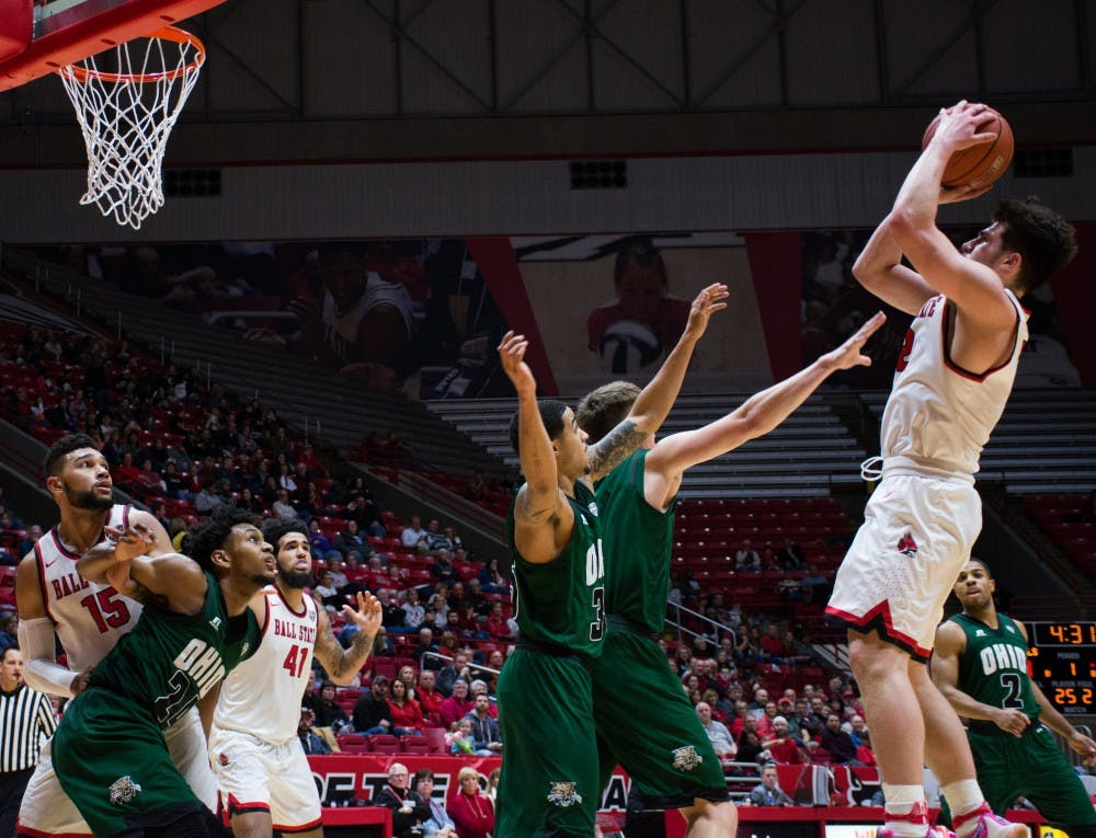 PREVIEW: Ball State men's basketball vs. Northern Illinois