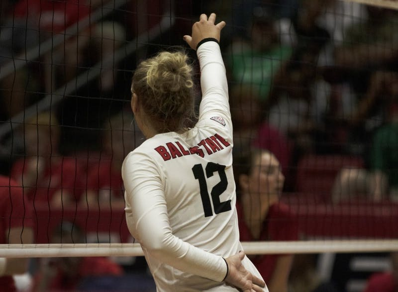 Akron comeback hands Ball State Women's Volleyball second straight loss