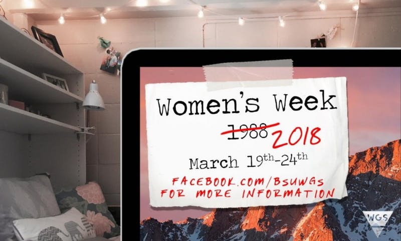 Ball State Celebrates the 30th annual Women's Week
