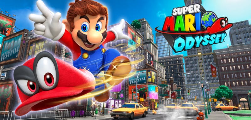 'Super Mario Odyssey': A tip of the hat to the new generation