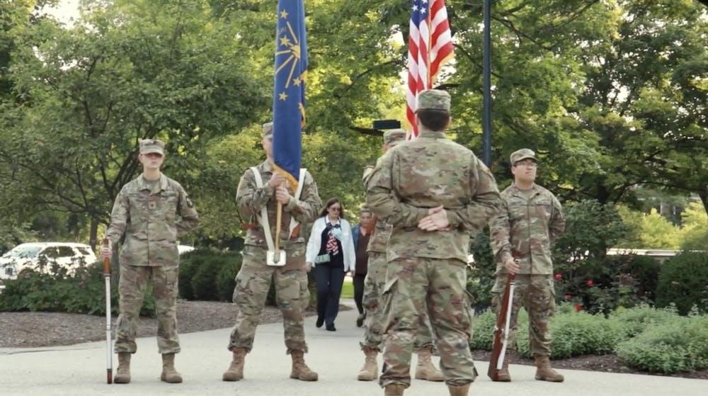 VIDEO: 9/11 20th Anniversary Memorial Service