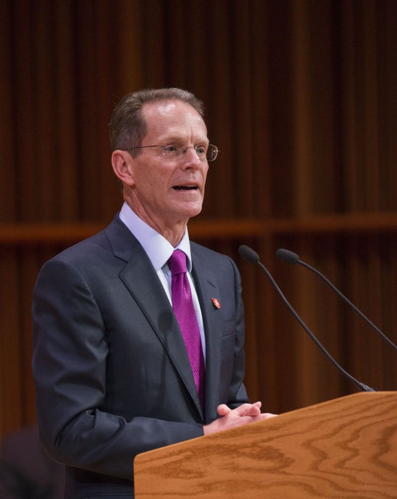 Twitter reactions to Ball State's 17th President, Geoffrey S. Mearns