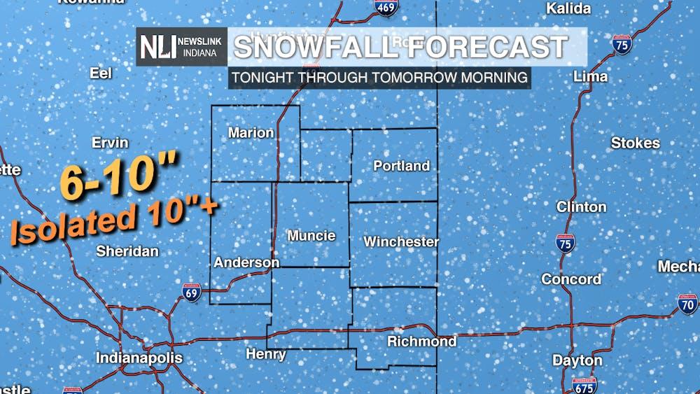 Image Courtesy of NewsLink Indiana Weather