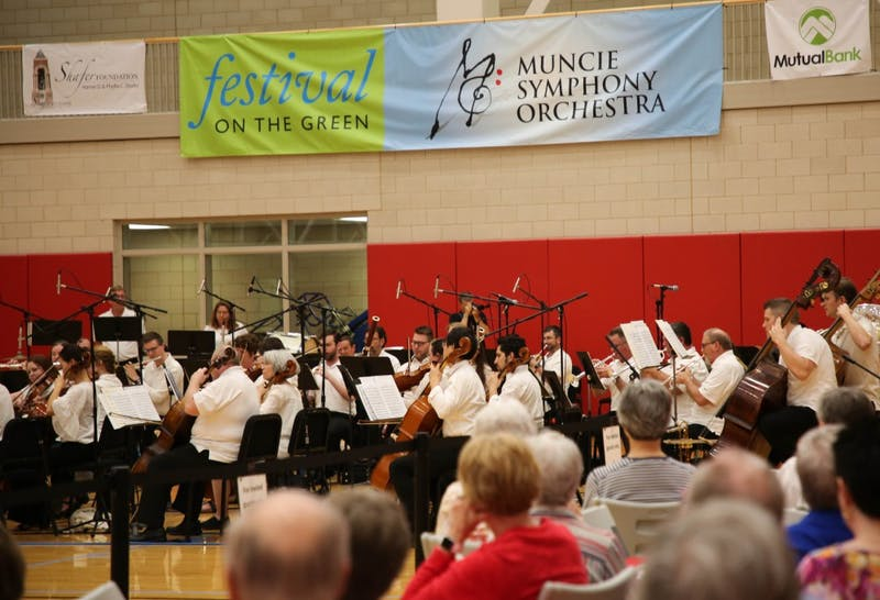 Muncie Symphony Orchestra organize Festival on the Green