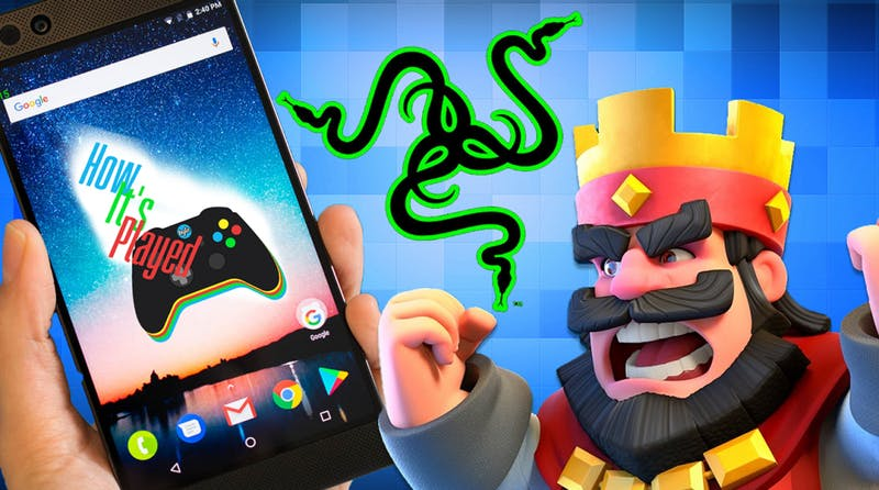How It's Played S2E3- Razer Phones Take Mobile Gaming to a Whole New Level
