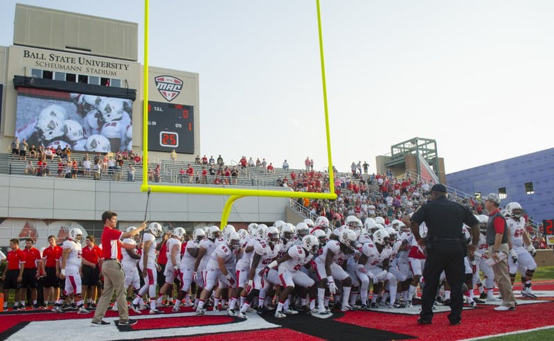 Ball State set to face tough defense in No. 17 Northwestern