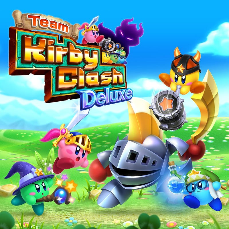 'Team Kirby Clash Deluxe' is fantastic free to play fun done right