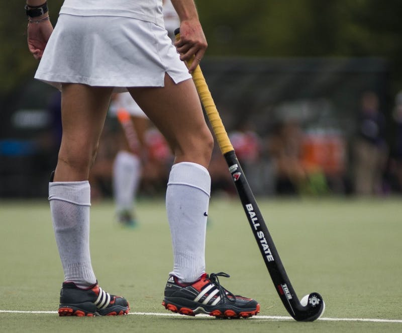 Field Hockey allows six goals from three players in loss to No. 17 Northwestern
