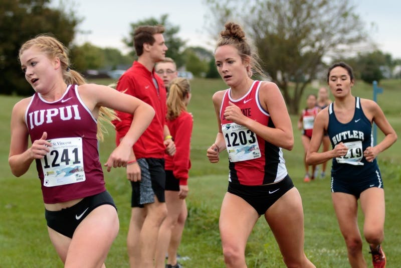 Cross country sends top 7 runners to compete in Louisville Greater Classic