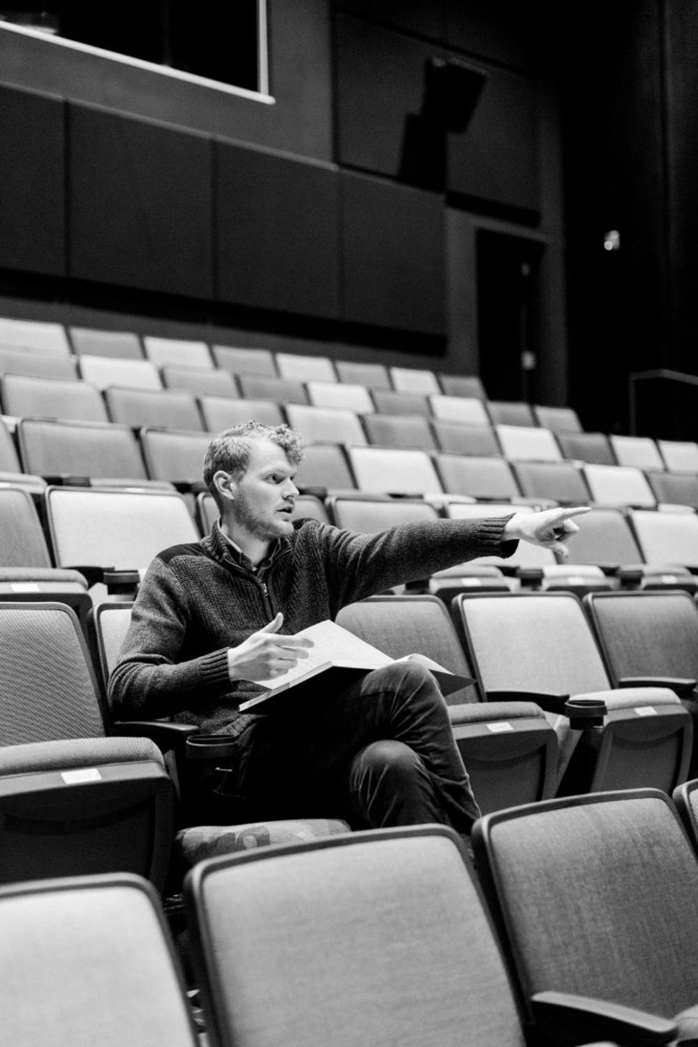 Ball State alumnus brings theater passion home with Discovering Broadway