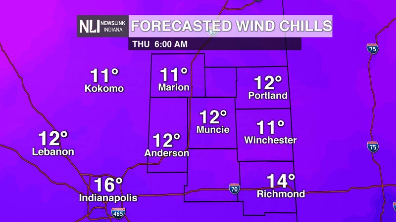 Photo Provided by NewsLink Indiana Weather Team.
