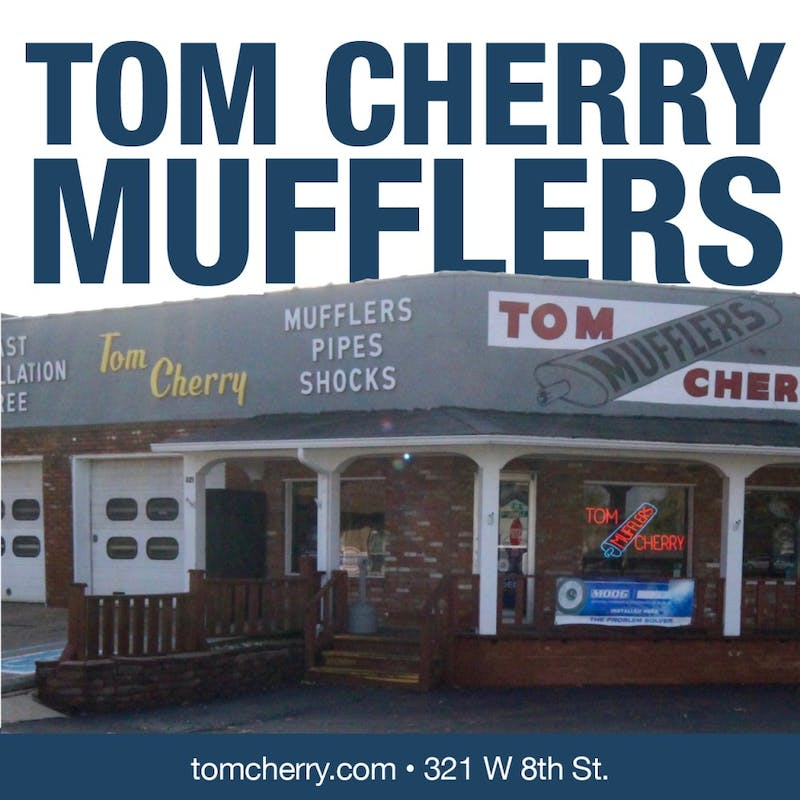 Tom Cherry Mufflers: The Auto Repair Shop You Can Trust Since 1946