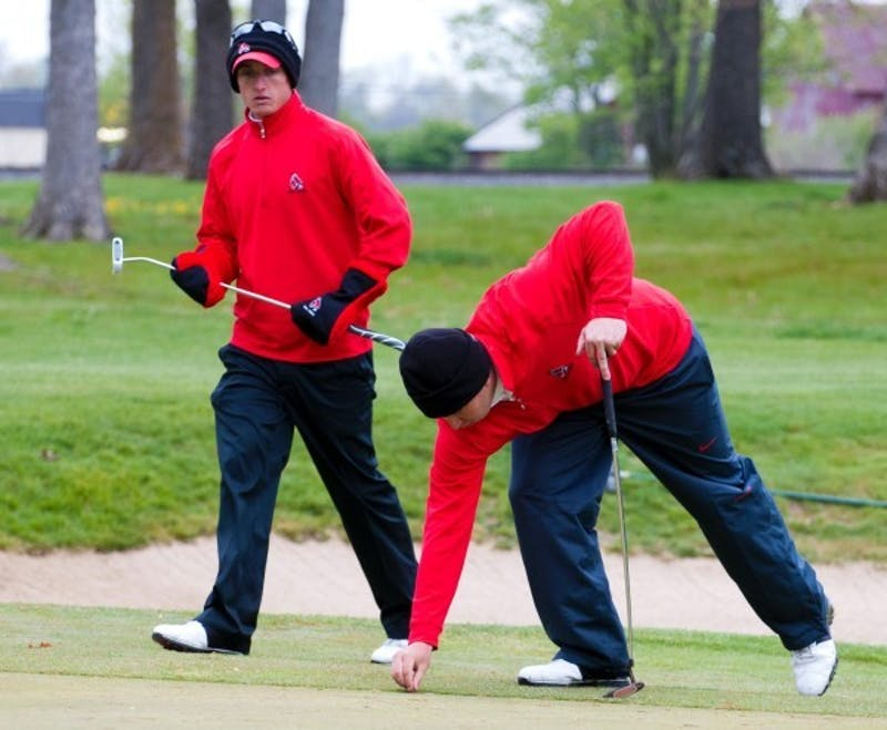 MEN'S GOLF: Ball State takes fifth in Golfweek Conference Challenge