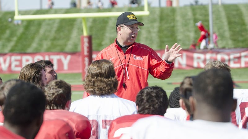 FOOTBALL: Lembo's Language