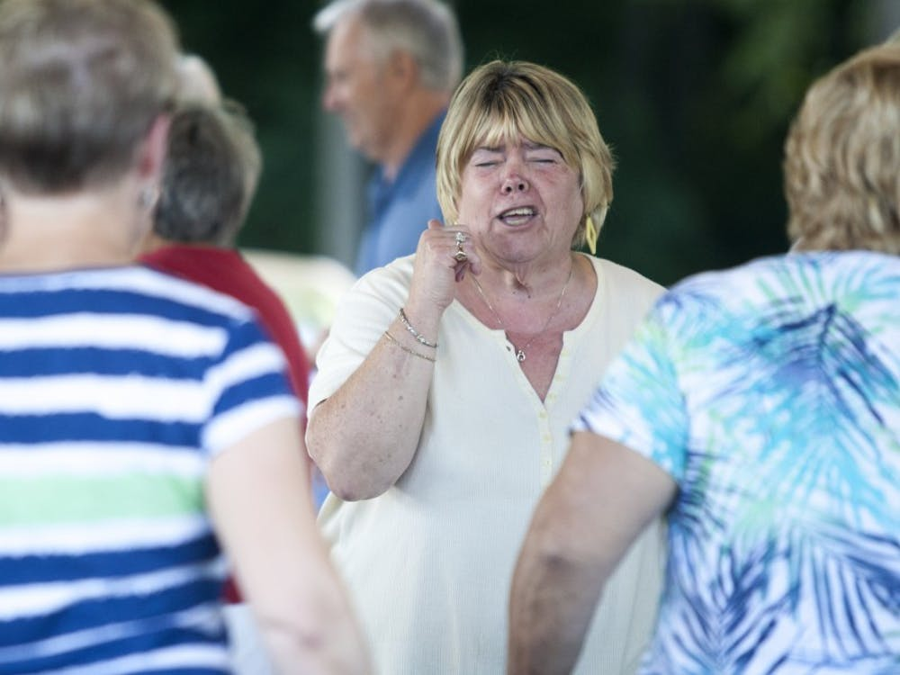 Marrow's Meadow in Yorktown hosted its Fourth of July celebration on July 4 with fireworks and a live band.