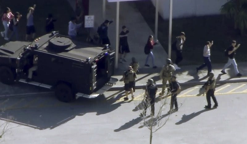 The Latest: Official: 'Numerous fatalities' in school attack