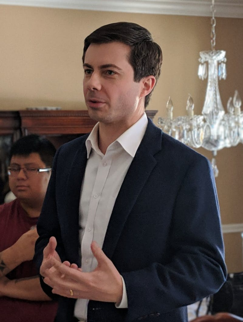Ball State community reflects on South Bend Mayor Pete Buttigieg's presidential run