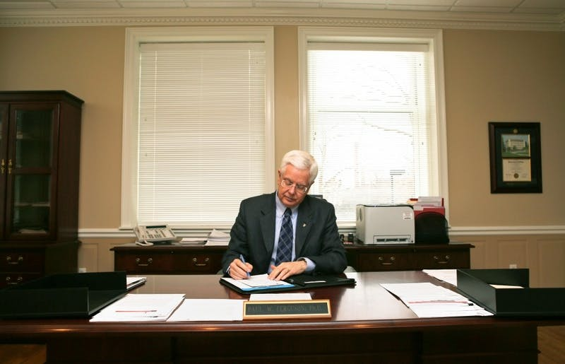 Ball State President Ferguson resigns