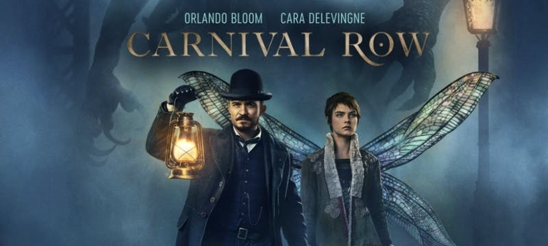 'Carnival Row' is a horrifying house of mirrors