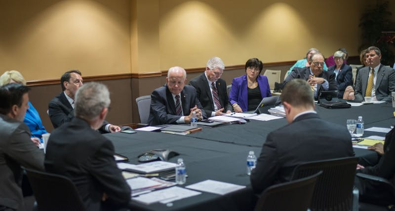 Presidential search committee to host another open forum