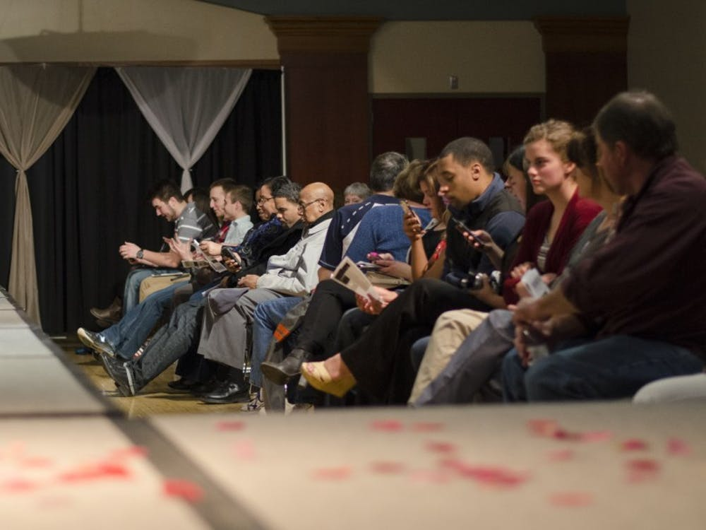 The Fashion Design Society hosted their Annual Fashion Show on March 20 in the L.A. Pittenger Student Center Ballroom.