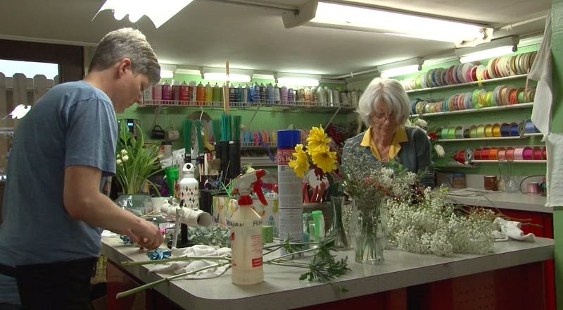 The story behind a local Muncie flower shop