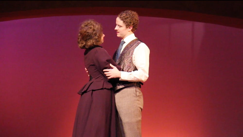 VIDEO: Ball State Theatre Puts on A Little Night Music