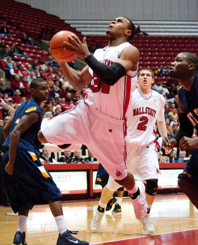 MEN'S BASKETBALL: Ball State undergoes attitude adjustment