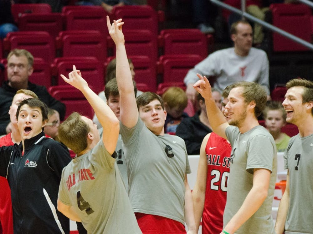 The Cardinals won 3-0 against Lewis University on Feb. 16 in John E. Worthen Arena. Their next home game is Feb. 17 against Loyola.