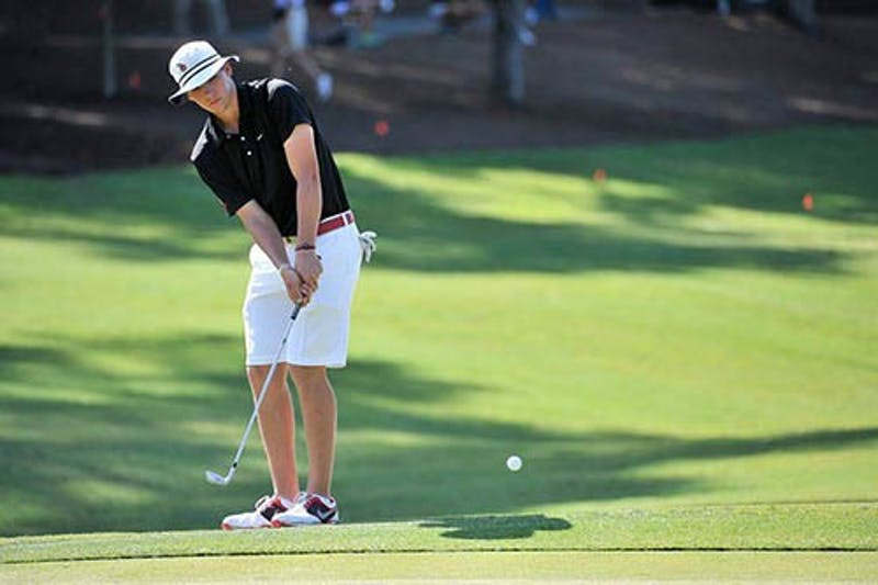 MEN'S GOLF: Ball State's Merkel finishes 15th at Sunnehanna