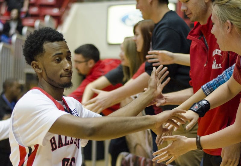 Ball State men's basketball victory marks best start in 16 years