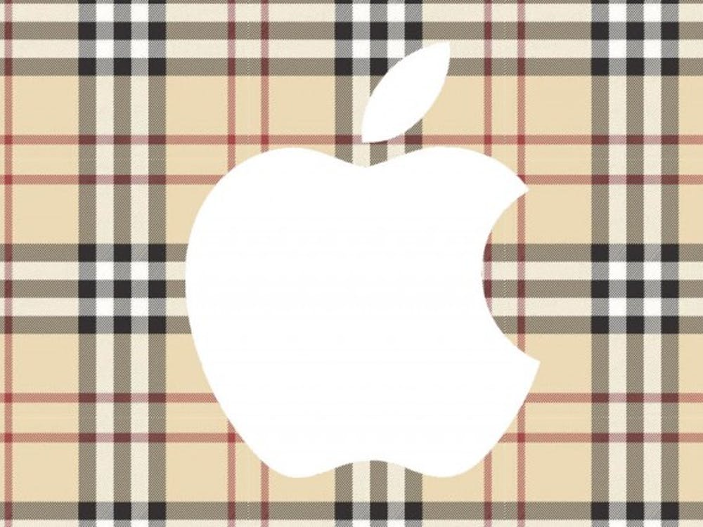 Apple said Tuesday that Burberry CEO Angela Ahrendts will lead of the company's expansion and retail operation.