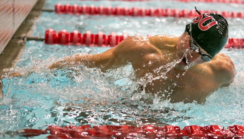 Ball State men's swim and dive travel to No. 19 Notre Dame