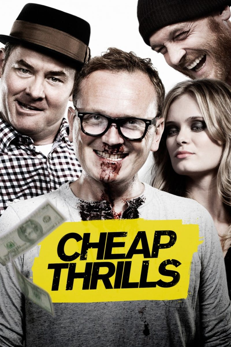 Beneath the Reel: 'Cheap Thrills' exposes three poisons of humanity