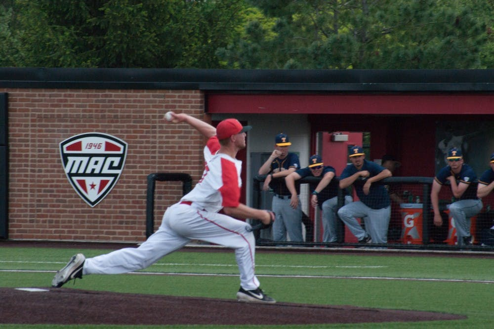 Ball State Baseball ends regular season with straight sweep over Toledo