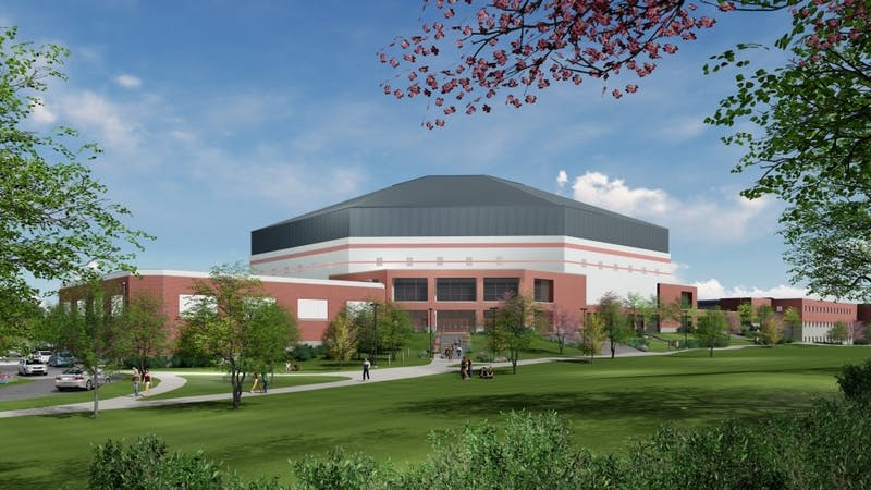 Ball State breaks ground on Dr. Don Shondell Practice Center