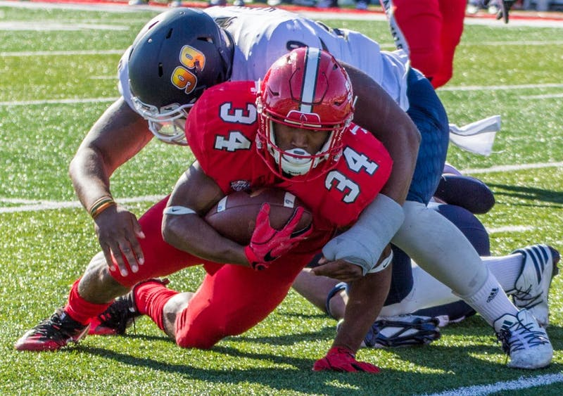 Cardinals open football season with high expectations, revamped defense