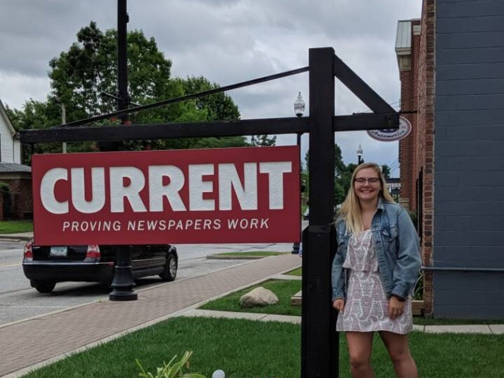 Sophie Nulph worked as an intern for Current Publishing in Hamilton County, Indiana during the summer of 2019. She wrote news and features about various cities around the county, such as Westfield, Carmel and Fishers. Sophie Nulph, photo provided.